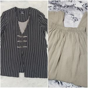 🆕️🎁Vintage Blouse and Pant Set